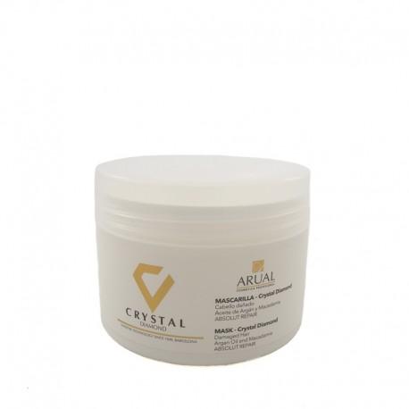 Arual Crystal Diamond kaukė plaukams 250 ml