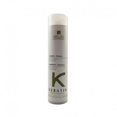 Arual Keratin Treament šampūnas 250 ml