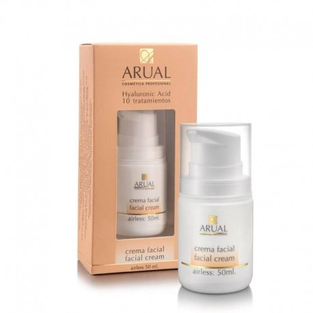 Veido kremas Arual 10 Treatments 50 ml